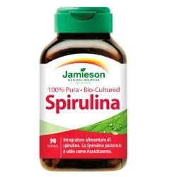 Spirulina Jamieson, Spirulina, 90cps.