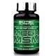 Glucosamina, Condroitina, MSM Scitec Nutrition, Mega MSM, 100cps.