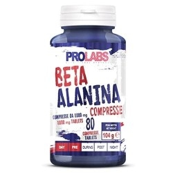 Beta alanina Prolabs, Beta Alanina, 80 cpr.