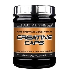 Creatina Scitec Nutrition, Creatine Caps, 250 cps.