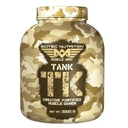 Gainers Scitec Nutrition, Tank, 3000 g.