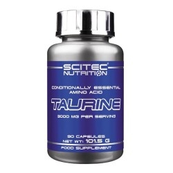 Taurina Scitec Nutrition, Taurine, 90 cps.