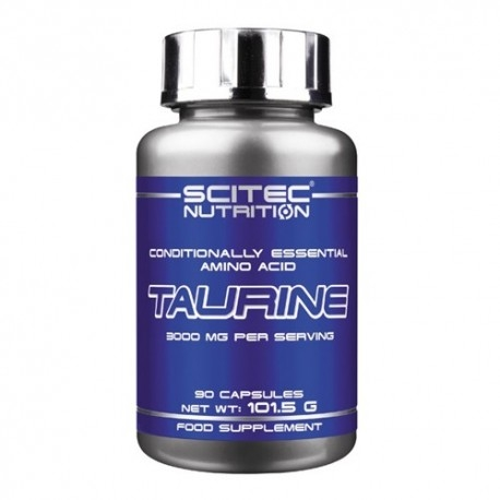 Taurina Scitec Nutrition, Taurine, 90cps.