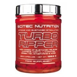 Coadiuvanti diete dimagranti Scitec Nutrition, Turbo Ripper, 200cps