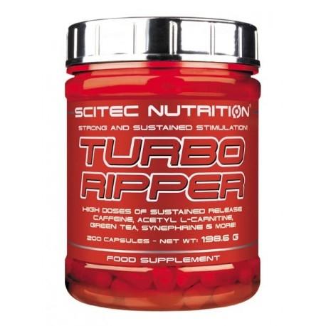 Scitec Nutrition, Turbo Ripper, 200cps