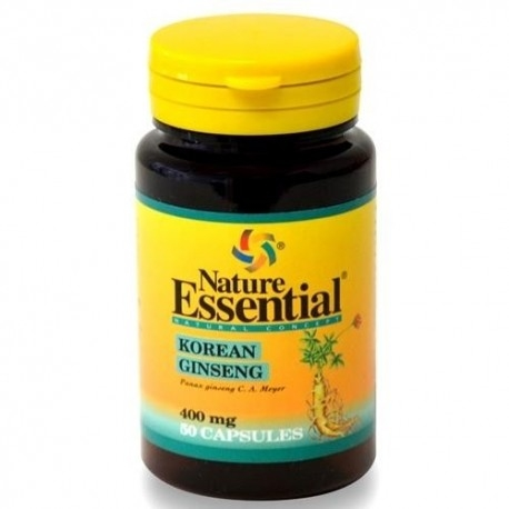Offerte Limitate Nature Essential, Ginseng Coreano, 50cps.