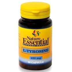 Tirosina Nature Essential, L-Tyrosine, 50cps.