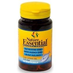 Acidi Grassi Nature Essential, Olio di fegato di merluzzo, 50cps.