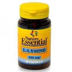 Home Nature Essential, L-Lysine, 50 cps.