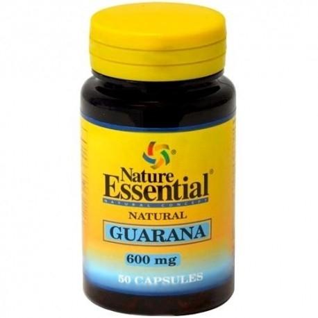 Guarana Nature Essential, Guarana, 50cps.