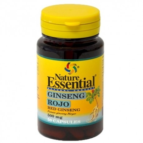 Ginseng Nature Essential, Ginseng Rosso, 50cps.
