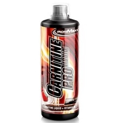 Carnitina IronMaxx, Carnitin Pro Liquid, 1000 ml.