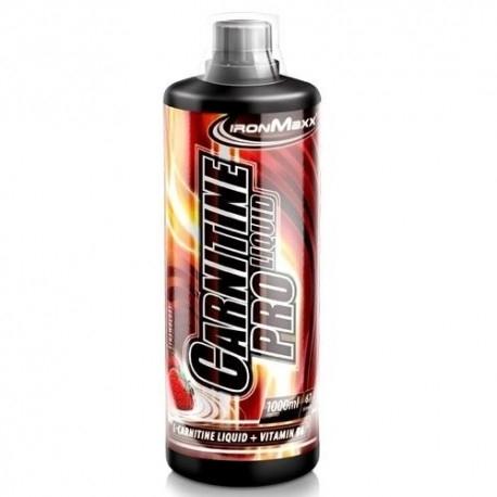 Carnitina IronMaxx, Carnitin Pro Liquid, 1000ml.