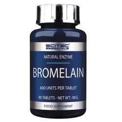 Enzimi digestivi Scitec Nutrition, Bromelain, 90tav.