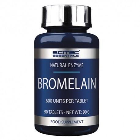 Scitec Nutrition, Bromelain, 90tav.