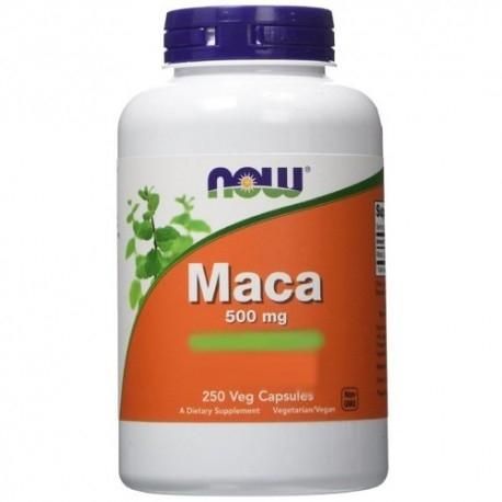 Maca Now Foods, Maca, 250cps.